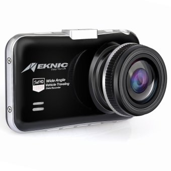 Meknic M5 Car Cam Recorder 1080P Full HD (Black)