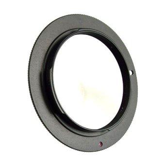 MENGS(R) M42-AI Lens Mount Adapter Ring Aluminum Material for M42 Lens to Nikon Camera Body - 5