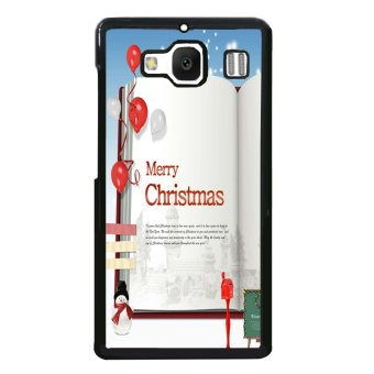 Merry Christmas Pattern Phone Case for XiaoMi RedMi 2 (Multicolor)