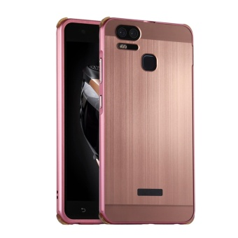 ... Lg K10 2017 Source · Metal Bumper And Wire Drawing PC Back Cover Case For ASUS Zenfone 3 Zoom ZE553KL