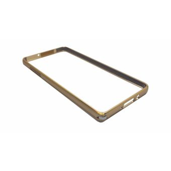 Metal Bumper Case for Samsung Galaxy A5 (Gold)