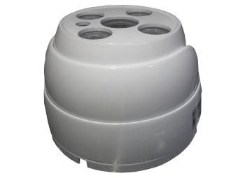 Metal IR Dome Camera (White)
