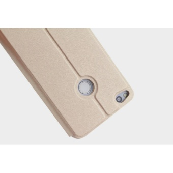 MI Flip Leather phone cover case For Xiaomi Redmi Note4X(Blue)  - intl - 5