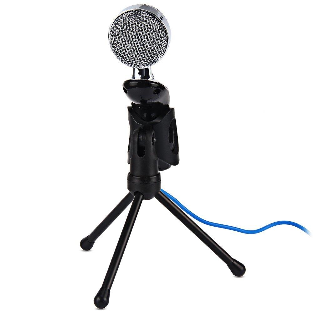 Philippines Mic Studio Audio Sound Recording Usb Microphone Gaming Condenser Bm700 For Pc Laptop Komputer Condensermicrophone With Stand Computer Intl