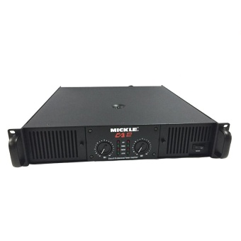 MICKLE CA2 Professional Power Amplifier ( Black)