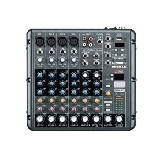 Mickle RMV8/2FX Professional Audio Mixing Console