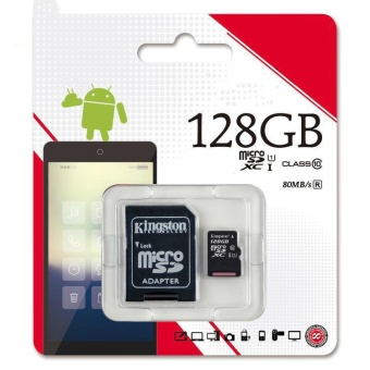 Micro Sd Class 10 Memory Card 128GB 128 GB 128 GB SDHC UHS-I Tf Card Micro Sd Card - intl Price Philippines