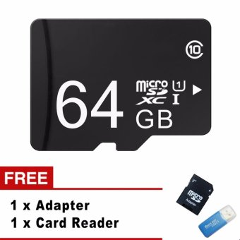 Micro SDXC 16G 32G 64G Memory Card UHS-I Class10 TF/SD Cards TransFlash Micro SD card for smartphone/Pad/Camera - intl