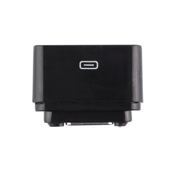 Micro USB to Magnetic Magnet Charger Adapter for Sony Xperia Z1Ultra XL39h Black - intl - 3