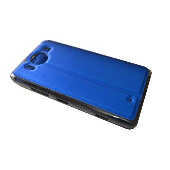 Microsoft Lumia N950 Leather Case (Blue) - picture 2