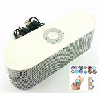 Mini Bluetooth Speaker S207 FREE Pop Socket with Pop Clip Price Philippines