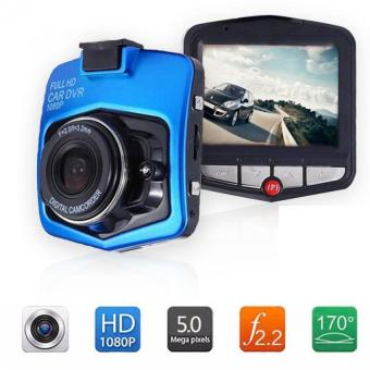 Mini Car Camera Car DVR Camcorder 1080P Full HD Video RegistratorParking Recorder G-sensor Night Vision Dash Cam (Blue)