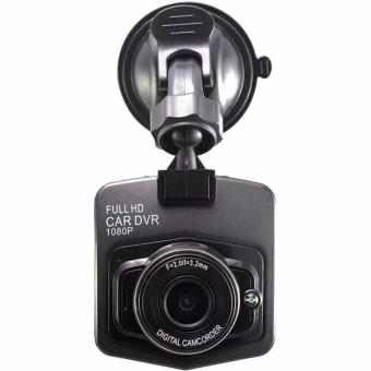 Mini Car DVR Camera TP-WK209 Camcorder 1080P Full HD Video Parking Recorder G-sensor Dash Cam VGA (Black)