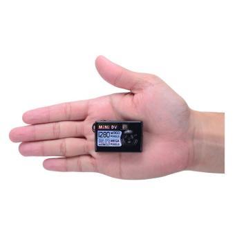 Mini DV 5MP Digital Camera (Black) - picture 2