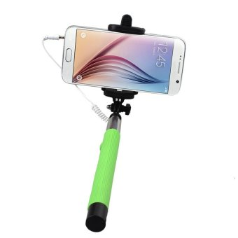 Mini Extendable Fold Handheld Self-portrait Holder Stick