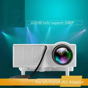 Mini LED Portable Home Theater Projector for Andriod?iPhone Laptop- intl
