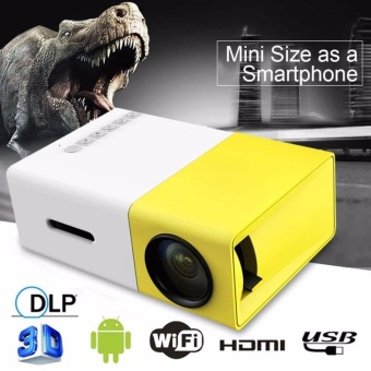 Mini Portable YG300 Projector Multimedia Pocket Player Home Theater- intl Price Philippines