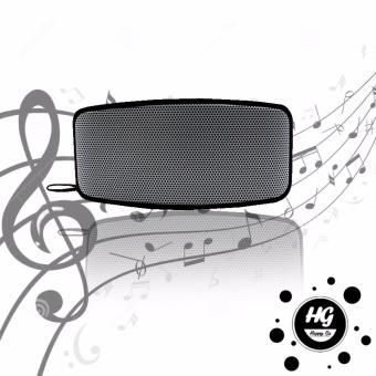 Mini Protable Bluetooth Speaker MP3 Card Player FM Radio WirelessBluetooth Stereo N10 Music Sound Box Loudspeakers (Black)