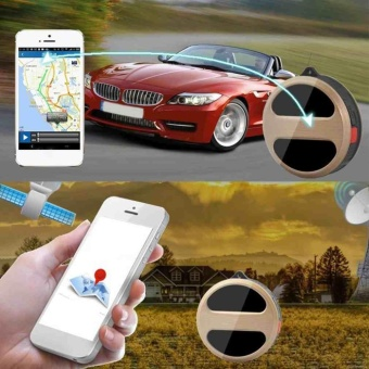 Mini Tracking Locator Real Time for Car Kids Pet GPS Tracker DeviceGSM/GPRS/GPS - intl