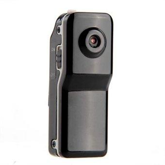 Mini Video Camera Portable Black