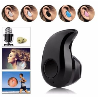 Mini Wireless Bluetooth In-Ear Stereo Headset Headphone for SmartPhones Earphone Earpiece S530