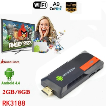 MK809IV Mini PC Smart TV Box Stick Android 5.1 Quad Core 2G/8G DLNA WiFi