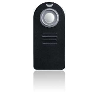 ML-L3 Wireless IR Self-timer Remote Control for Nikon Digital SLRCameras D90 D5000 D5100 D3000 D7000 D5200 D7100