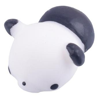 MMC Panda Squeeze Toy Phone Straps Soft Press Squishy Doll
