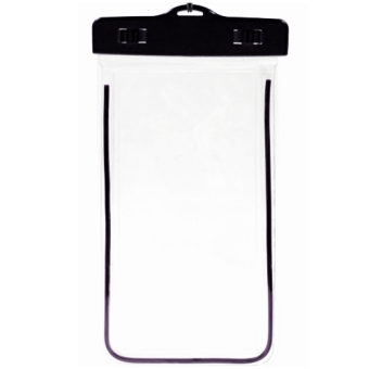 MMC Water Proof Case for Mobile Phone (Black)