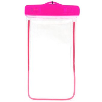 MMC Water Proof Case for Mobile Phone (Pink)