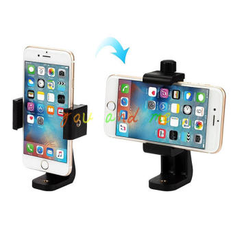 Mobile phone clip tripod clip video triangle support