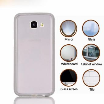 MobileHub Anti-Gravity Sticky Case for Samsung Galaxy J7 Prime (Clear)