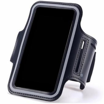 Mobilehub Sports Armband For Asus Zenfone 4 Max ZC520KL (Black) Price Philippines