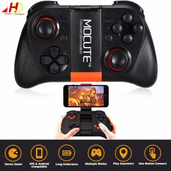 MOCUTE 050 Wireless Bluetooth V3.0 MOCUTE-050 Game Controller/Gamepad (Black)