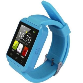 Modoex M8 Bluetooth Smart Watch (Blue) Buy 1 Take 1 - 4