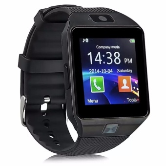 Modoex M9 Phone Quad Smart Watch (Black)