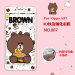 Moon oppoa37m/a37/a37l cartoon full coverage colored protector Film