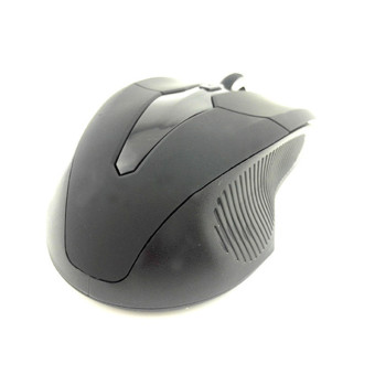 Moonar 2.4GHz Wireless Optical Mouse Mice for Laptop PC (Black) - picture 2