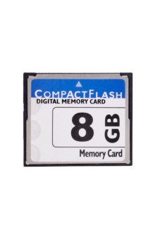 Moonar 8GB Compact Flash CF Memory Card for DSLR HD Camera DES3 Price Philippines