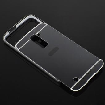 Moonmini Metal + PC Case for LG K10 (Black) - Intl .