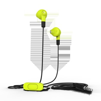 Motorola Buds Headset (Lime)