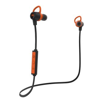 Motorola VERVE LOOP In-ear Headphones (Black)