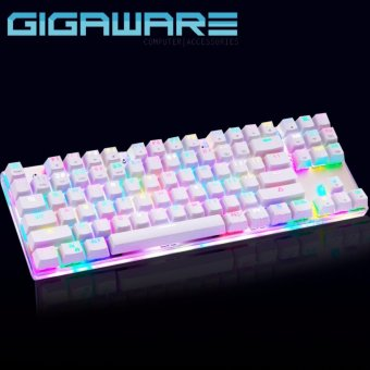 MOTOSPEED K87S Wired RGB Backlight Mechanical Keyboard with Blue Switch