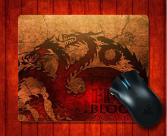 MousePad Game of Thrones King's landing House Targarye for240*200*3mm Mouse mat Gaming Mice Pad - intl Price Philippines