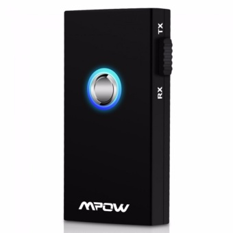 Mpow(R) MBT3 Streambot 2-In-1 Bluetooth Transmitter & Receiver