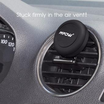 Mpow(R) MCM8 Grip Magic Air Vent Magnetic Car Mount - 4