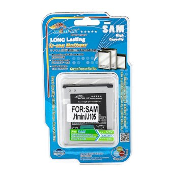 MSM HK Battery for Samsung Galaxy J1 Mini (Black)