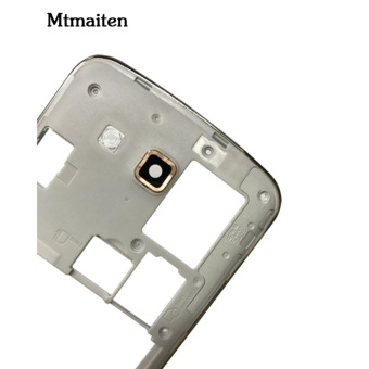Mtmaiten Original New Full Housing case For Samsung Galaxy Grand 2Duos G7102 G7106 Replacement Parts Middle - intl - 2