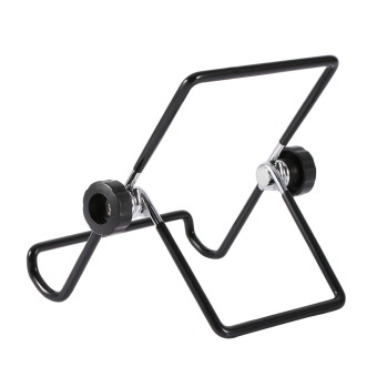 Multi-angle Adjustable Portable Foldable Metal Non-slip Stand Holder for iPad Tablet (Small Size) - intl - 4