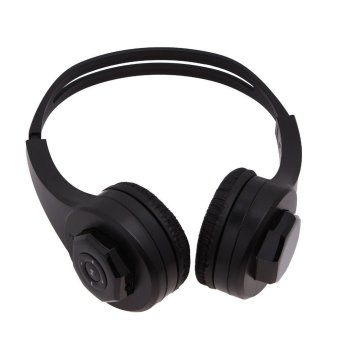 Multifunction MD-333 MP3 Player Headset (Black)